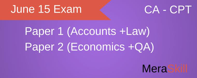CPT June 15 Exam