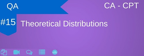 CA CPT QA Chapter Theoretical Distributions